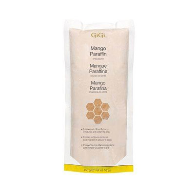 GiGi Skin and Nail Treatment Paraffin - Mango for Shea Butter