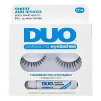 Ardell Duo Professional Eyelashes with Adhesive D14 Short and Spiked