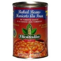 Bioitalia Baked Beans, 14.8000-Ounce (Pack of 12)