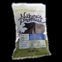 Nature's Promise Naturals Natural Blue Corn Tortilla Chips