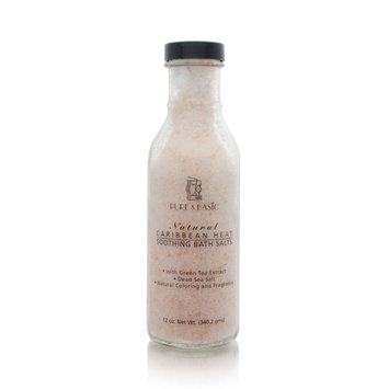 Pure & Basic Caribbean Heat Soothing Bath Salts