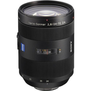 Sony Alpha 24-70mm f/2.8 ZA SSM Zoom Lens