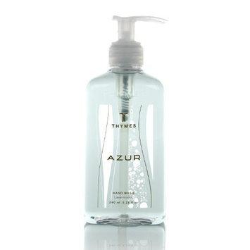 Thymes Hand Wash, Azur, 8.25-Ounce Pump Bottle