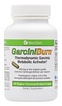 Nexgen Biolabs GarciniBurn - Revolutionary fat loss & diet pills! 450mg Garcinia combined with 5 potent stimulants