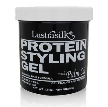 Lustrasilk Protein Styling Gel with Palm Oil