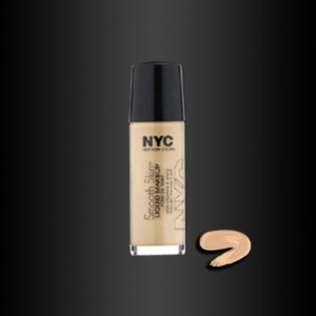 NYC  Smooth Skin Liquid Foundation