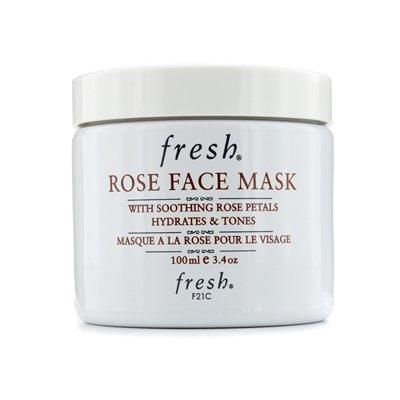 Fresh Rose Face Mask 100ml/3.5oz