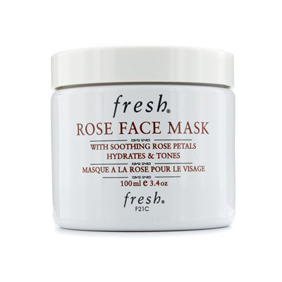 Fresh Rose Face Mask 100ml/3.5oz
