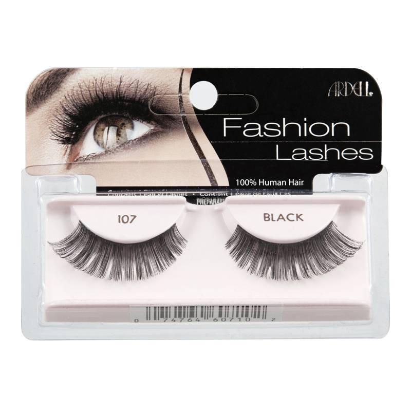 Ardell Fashion Lashes Glamour - 107 Black