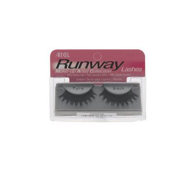 Ardell Runway Make-Up Artist Collection Lashes - Tyra Black