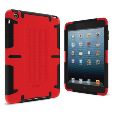 Cygnett WorkMate Shock-Absorbing Material Protective Case for 1st Gen iPad Mini
