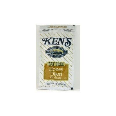 Kens Fat Free Honey Dijon Mustard (Case of 60)