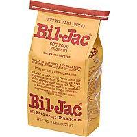 Bil-Jac Frozen Dog Food, 10 lbs, Case of 5 - 2 lb. bags