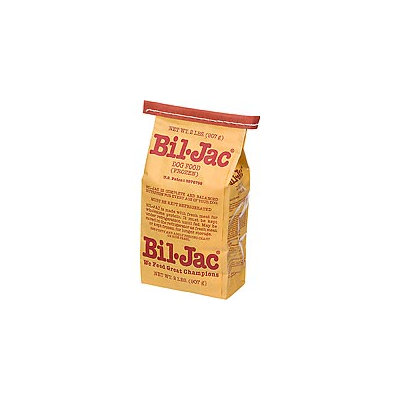 Bil-Jac Frozen Dog Food, 10 lbs, Case of 5 - 2 lb. bags