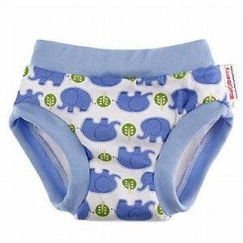Blueberry Training Pants, Elephant, Large