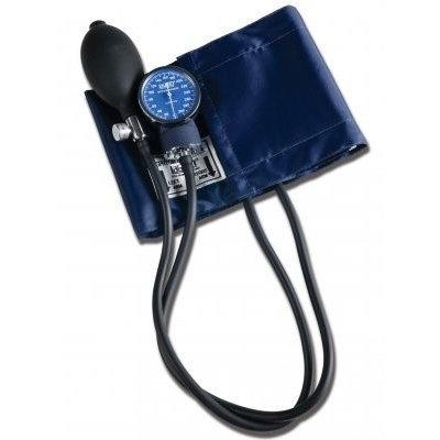Labstar Latex-free Adult Sphygmomanometer, Blue