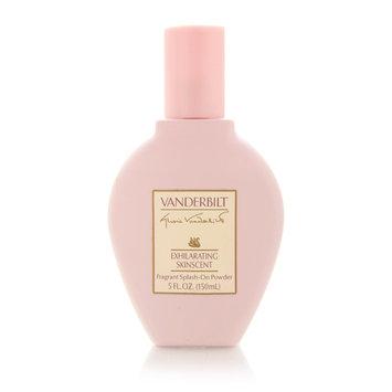 Gloria Vanderbilt 'Vanderbilt' Women's Exhilarating Skin Scent Fragrant Splash-on Powder 5.0-ounce