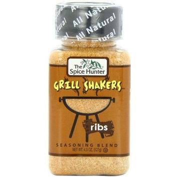 The Spice Hunter Rib Seasoning Grill Shaker, 4.5-Ounce Jar