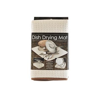 16X18 Crm Dish Dry Mat 419200 by Schroeder & Tremayne