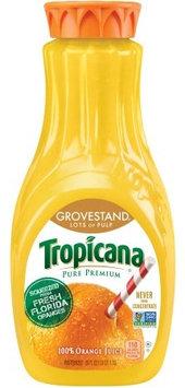 Tropicana® Pure Premium Grovestand Lots Of Pulp