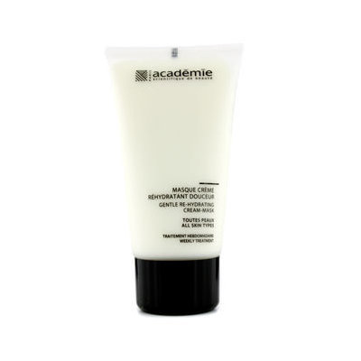 Academie 100% Hydraderm Gentle Re-Hydrating Cream Mask 75ml/2.5oz