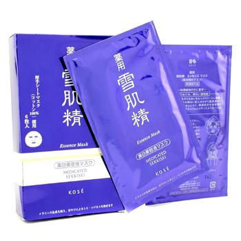 Kose Medicated Sekkisei Essence Mask 6x24ml