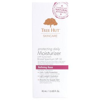 Tree Hut Protecting Daily Moisturizer SPF 30 Refining Rose