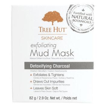 Tree Hut Exfoliating Mud Mask Detoxifying Charcoal