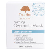 Tree Hut Hydrating Overnight Mask Soothing Chamomile