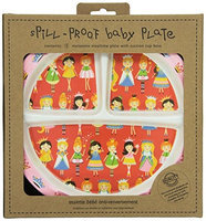 SugarBooger Divided Suction Plate (Princess)