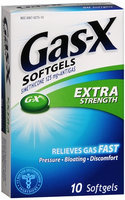 Gas-x Extra Strength Soft Gels
