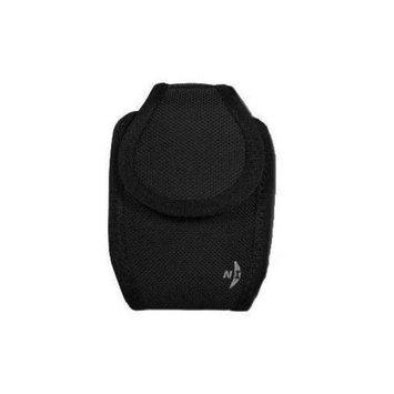 Nite Ize NiteIze Clip Case, w/ Cargo Pocket for Various Electronics, Small - Black CCCS-0