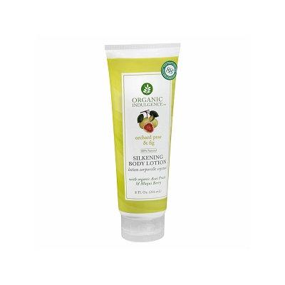 Organic Indulgence Silkening Body Lotion