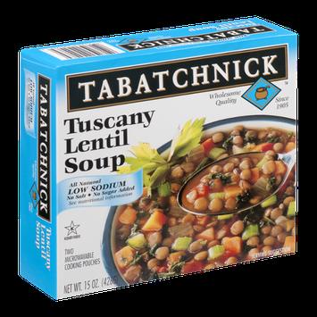 Tabatchnick Soup Tuscany Lentil Soup