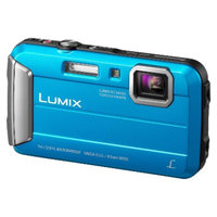 Panasonic DMC-TS25A 16.1MP Digital Camera with 4x Optical Zoom - Blue