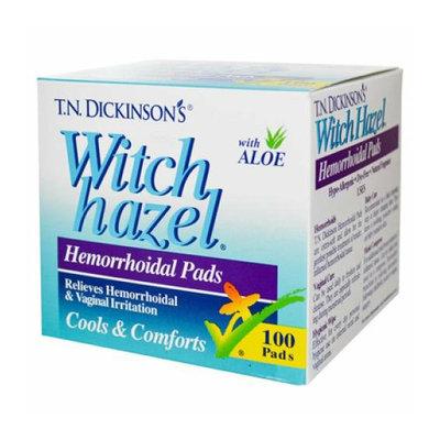 Dickinson Brands Hemorrhoidal Pads 100 Pads
