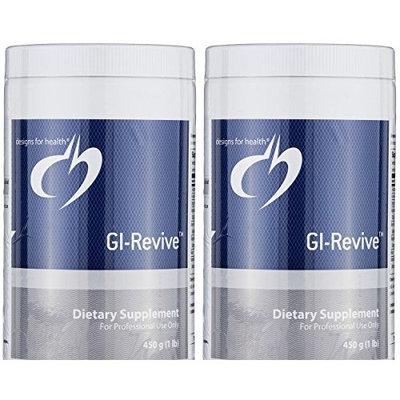 Designs For Health GI-Revive Powder 900 grams (2 Pack)