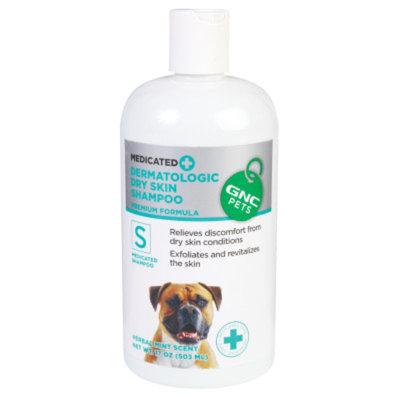 GNC Pets Dry Skin Dog Shampoo
