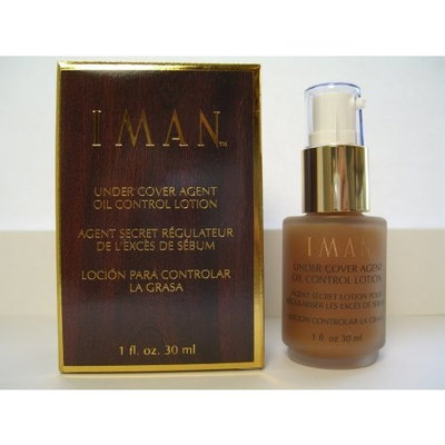 Iman Under Cover Agent Oil Control Lotion
