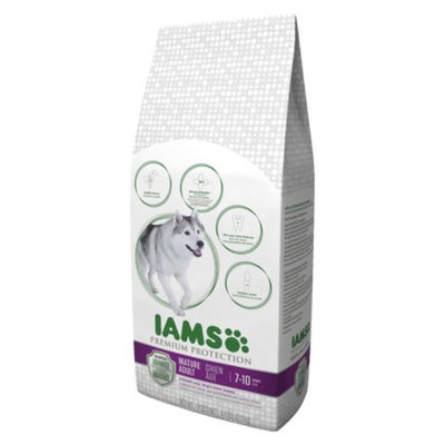 Iams Premium Protection Senior - 6.3 lb.