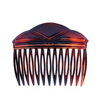 Caravan Entra Tortoise Shell Side Hair Combs
