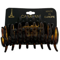 Caravan Full Tuba Rake Hair Claw Black