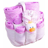 Summer Infant 9 Piece Lil' Luxuries Essentials Set, Aqua (Discontinued by Manufacturer)