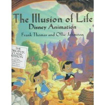 The Illusion of Life (Revised / Subsequent) (Hardcover)