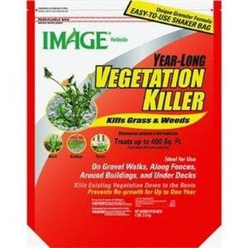Central Garden Image Vegetation Killer Dichlobenil 400 Sq. Ft. Granular 4 Lb.