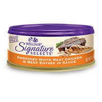 Phillips Feed & Pet Supply Wellness Signature Select Chicken/Beef Cat Food