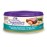 Phillips Feed & Pet Supply Wellness Signature Select Tuna/Shrimp Cat Food
