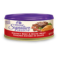 Phillips Feed & Pet Supply Wellness Signature Select Beef/Chicken Cat Food