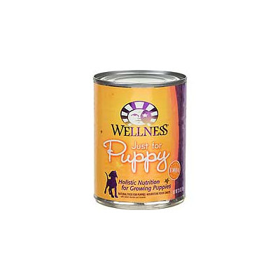 Wellness Pet Products Wellness Just for Puppy Canned Dog Food - 12.5 oz