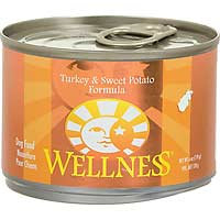 Wellness Canned Dog Turkey & Potato 6 oz